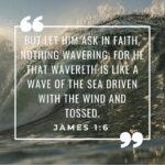 Wavering Faith – James 1:6